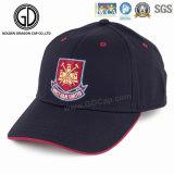 Gorra de béisbol de calidad superior del golf de las personas de deportes de Sandwish con bordado
