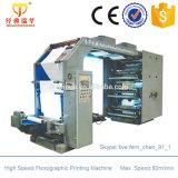 Machine d'impression de sac de papier de roulis de Papier d'emballage de couleur de CE&SGS 6