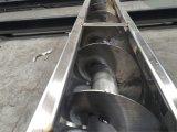 De Transportband van de Schroef van het roestvrij staal met Hoge Efficiency