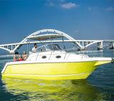 ' Bescheinigung-Fiberglas-Luxus-Boot des Cer-30