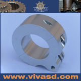 Kundenspezifische Größen anodisierte Aluminiumgefäß-Schelle CNC-maschinell bearbeitenteile