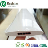 Weißes Lack Belüftung-Blendenverschluss-Fenster-Luftschlitz-Profil