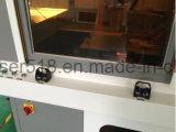 Sistema della marcatura del laser della fibra di ampio formato 20W/macchina automatica della marcatura del laser