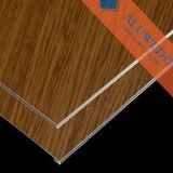 Panneau composé en aluminium de PVDF pour la construction de bâtiments neuve