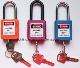 Sicherheit Lockout Oragnge Color Padlock mit All Colors Customized