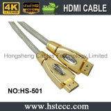 Ethernet original M/M 2160p do cabo de HDMI