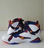 Ботинок баскетбола VII Jorda воздуха Nik ретро 7