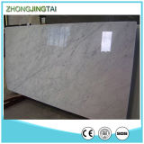 Carrara White Quartz Stone, Artificial Marble Quartz Stone für Countertop