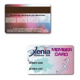 Tarjeta de la raya magnética, tarjeta magnética del VIP
