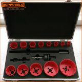 16PCS Bi metal HSS agujero consideró el sistema Kit de Herramientas de Industria