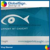 풀 컬러 디지털에 의하여 인쇄되는 PVC 기치 (CFM11/510)