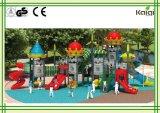 Cours de jeu extérieures de ville de château de cour de jeu/palais de château de palais de groupe de Kaiqi pour le parc à thème