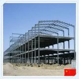 Структура стальной рамки Китая Q235 Q345 для мастерской