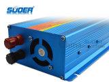 Inversor modificado 24V de la potencia del coche de la onda de seno de Suoer 1000W (FAA-1000B)
