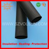 Senza tubazione media semi rigida dello Shrink di calore della parete dell'adesivo