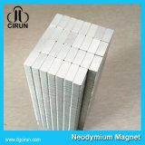 Kleiner Großhandelsblock NdFeB permanente Magneten