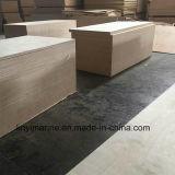Faisceau rouge de bois dur de face de bouleau blanc pour des meubles