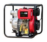 Bomba de água de alta pressão Diesel da bomba de água 3inch (80mm) para a irrigação e Dp30h de combate ao fogo (e)