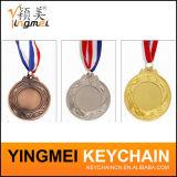 販売のためのカスタム光沢がある終わりのオリンピック金の銀の銅メダル