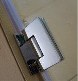 cel 8mm van de Douche van de Scharnier van het Glas van 8mm Dikke de Aangemaakte Douche van de Badkamers van de Zaal van de Douche van het Glas van de Normen Bijlagen/Enropean van de Douche van het Glas