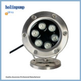 Popular modificar la luz Hl-Pl09 de la fuente para requisitos particulares de la cascada LED de la piscina