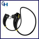 Receptor de cabeza estéreo de Bluetooth de la tirilla de la camisa del deporte sin hilos de Handfree
