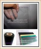 Pantalla revestida de la ventana del insecto de la fibra de vidrio del PVC (18X16)