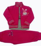 Il panno morbido scherza il vestito di trotto del vestito di pista del vestito degli abiti sportivi della ragazza vestiti Swg-133 di s nei bambini '