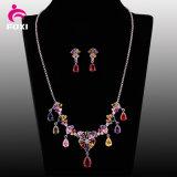 Reizend neue Entwurfs-Goldschmucksache-gesetzte Halskette für Frauen