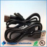 USB 2.0 um macho ao micro cabo cobrando do USB