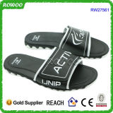 Высокое качество сползает человека сандалий PU Flop Flip (RW27561)