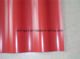 Materiale da costruzione ondulato d'acciaio galvanizzato della lamina di metallo