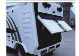 Carro eléctrico del barrendero de calle del camino para la venta (HW-EV015)