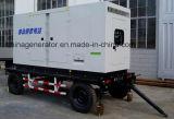 Qualitäts-Schlussteil-leises schalldichtes Dieselgenerator-Set