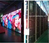 Las liendres 6000 portátil al aire libre panel de la pantalla LED (8 kg)