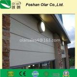Diseño de madera de la tarjeta de apartadero del cemento de la fibra para la casa móvil