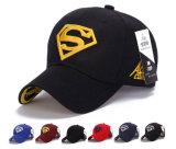 Snapback гольфа спортов бейсбольных кепок покрывает напольные просто твердые шлемы