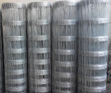 Knotted Wire Mesh Livestock e Farm Fence