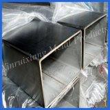 304 de Vierkante Pijp van het roestvrij staal voor Decoratie