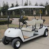 Ce keurt Auto van het Golf van 4 Passagier de Elektrische (goed DG-C4)