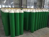 Cilindros de oxigênio de aço baratos 47L do OEM