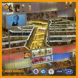 El modelo hermoso de /House del diseño del modelo de /Building del modelo del chalet de la alta calidad/el modelo de las propiedades inmobiliarias/toda la clase de muestras fabrica/los modelos de encargo