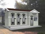 Bem equipado Modern Portable Prefabricated / Prefab Public Mobile House / Toilet
