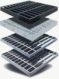 棒格子の炭素鋼