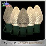 クリスマスの装飾ライト休日ライトLEDストリングはC7 C9 LEDのクリスマスの照明をつける