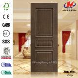 Piel moldeada HDF de la puerta de EV-Sapelli