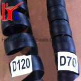 螺線形の保護袖、油圧管の保護カバー