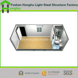 Vorfabriziertes ENV-Zwischenlage-Panel-kampierendes modulares Behälter-Haus für Verkauf