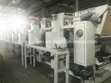 3 moteur Computer Control Rotogravure Printing Press pour le film plastique