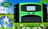 태양 에너지 시스템을%s 무료 샘플 12V24V 40A 50A 태양 책임 관제사